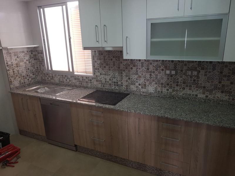 Granito encimera cocina encimeras de cocina de granito de for Precio encimera granito nacional